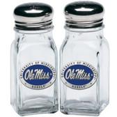 Mississippi Rebels Salt and Pepper Shaker Set
