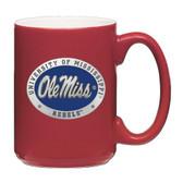 Mississippi Rebels Red Coffee Mug Set