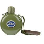 Mississippi Rebels Ole Miss Colored Logo Canteen with Compass