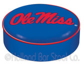 Mississippi Rebels Bar Stool Seat Cover