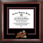 Minnesota Golden Gophers Spirit Diploma Frame