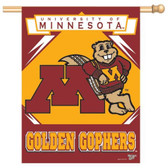 "Minnesota Golden Gophers 27""x37"" Banner"