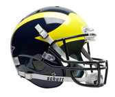 Michigan Wolverines Schutt XP Full Size Replica Helmet