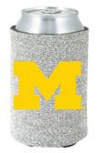 Michigan Wolverines Kolder Kaddy Can Holder - Glitter