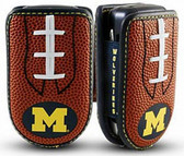 Michigan Wolverines Classic Football Cell Phone Case