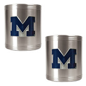 Michigan Wolverines Can Holder Set