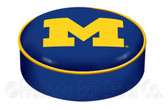 Michigan Wolverines Bar Stool Seat Cover
