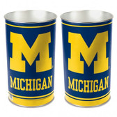 "Michigan Wolverines 15"" Wastebasket"