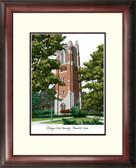 Michigan State University: Beaumont Tower Alumnus Framed Lithograph