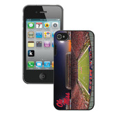 Michigan State Spartans Stadium Night NCAA iPhone 5 Case KEYCMISIP5SN