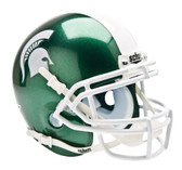 Michigan State Spartans Schutt Mini Helmet