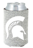 Michigan State Spartans Kolder Kaddy Can Holder - Glitter
