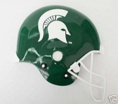 Michigan State Spartans Full Size Helmet Wall Plaque