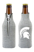 Michigan State Spartans Bottle Suit Holder - Glitter