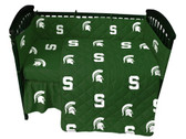 Michigan State Spartans Baby Crib Set