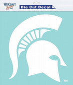 "Michigan State Spartans 8""x8"" Die-Cut Decal"