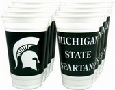 Michigan State Spartans 20 oz. Cups