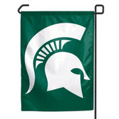 "Michigan State Spartans 11""x15"" Garden Flag"