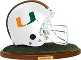 Miami Hurricanes Helmet Replica