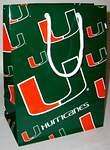Miami Hurricanes Gift Bag