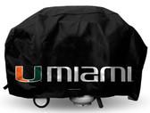 Miami Hurricanes Economy Grill Cover