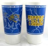 Memphis Tigers Souvenir Cups