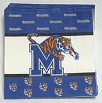 Memphis Tigers Lunch Napkins