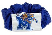Memphis Tigers Hair Twist Ponytail Holder