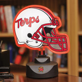 Maryland Terrapins Neon Helmet Desk Lamp