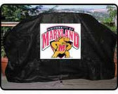 Maryland Terrapins Large Grill Cover