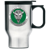 Marshall Thundering Herd Stainless Steel Travel Mug