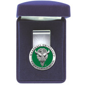 Marshall Thundering Herd Money Clip MC10243EG