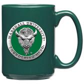 Marshall Thundering Herd Coffee Mug Set