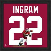 Mark Ingram Alabama Crimson Tide 20x20 Framed Uniframe Jersey Photo