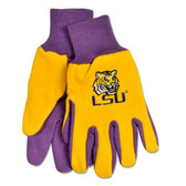LSU Tigers Two Tone Gloves
