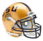 LSU Tigers Schutt Mini Helmet - Alternate Helmet
