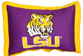 LSU Tigers Pillow Sham