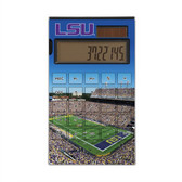 LSU Tigers NCAA Solar Calculator