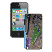 LSU Tigers Mascot NCAA iPhone 5 Case KEYCLSUIP5SD
