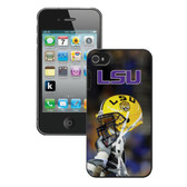 LSU Tigers Helmet NCAA iPhone 5 Case