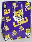 LSU Tigers Gift Bag