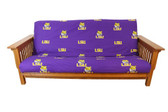 LSU Tigers Futon Cover