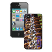 LSU Tigers Cheerleader NCAA iPhone 4 Case