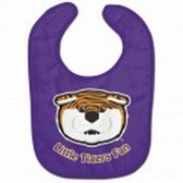 LSU Tigers Baby Bib - All Pro Little Fan