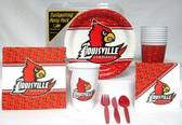 Louisville Cardinals Party Supplies Pack #1