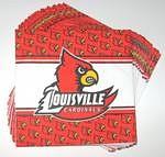 Louisville Cardinals Lunch Napkins