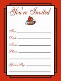 Louisville Cardinals Formal Invitations