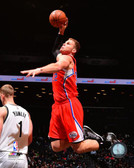 Los Angeles Clippers Blake Griffin Action 32x40 Stretched Canvas