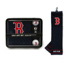 Boston Red Sox Golf Gift Set with Towel