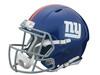 New York Giants Deluxe Replica Helmet - SPEED
